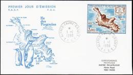 1988. ALFRED FAURE 1-1-1988.  (Michel: 237) - JF124386 - Terres Australes Et Antarctiques Françaises (TAAF)