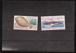 ANTANTQUE FRANCESA Nº 196 AL 197 - Fische