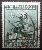 ITALIE              PA 96            OBLITERE - 1900-44 Victor Emmanuel III