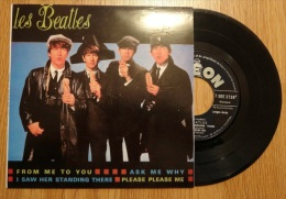 THE BEATLES - From Me To You + 3 - SOE 3739 - Label Bleu Nuit - Vinylplaten