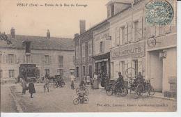VESLY ( Eure ) - Entrée De La Rue Du Carouge   PRIX FIXE - Otros Municipios