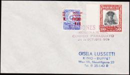 1957. UN. 90 C. INVERTED OVERPRINT!!!!! N. UNIDAS DIA 24 Octubre 1945 - 1956. NATIONES ... (Michel: 801) - JF108832 - Briefmarken