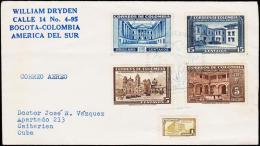 1948. IX CONFERENCIA INTERNACIONAL AMERICANA. 4 EX.  (Michel: 516) - JF108822 - Briefmarken