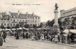 LORIENT-PLACE BISSON MARCHE-BE - Lorient