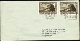 1951. FDC BUENOS AIRES 17 OCT 51. (Michel: 585) - JF106163 - Entre Ríos