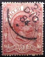 ITALIE              CP 3          OBLITERE - 1878-00 Humbert I.