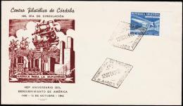 1942. 12. OCT. 1942. 15 C. (Michel Wz. 9.)  (Michel: 472X) - JF108990 - FDC