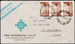 1959. 3 5 PESOS. NEW YORK.  (Michel: 703) - JF108988 - Entre Ríos