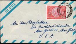 1951. 1 PESO 5. JUN. 51.  NEW YORK.  (Michel: 566) - JF108976 - Entre Ríos