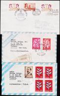 1960. 3 FDC.  (Michel: ) - JF123018 - FDC