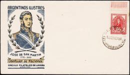 1946. 5 C. 17. AUG 46.  (Michel: 524) - JF108994 - Entre Ríos