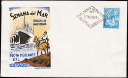 1944. 31 ENE 1944. 5 C.  (Michel: 486) - JF108992 - FDC