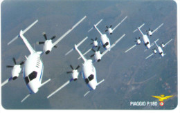 PRATICA DI MARE AERONAUTICA MILITARE PIAGGIO P180 SCHEDA TELECOM 2251 - Italia