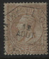 N�51 telegraphische obl. t�l�graphique BRAINE-LE-COMTE.  TB obl. centrale et sans d�fauts.