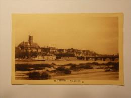 Carte Postale - NEVERS (58) - Vue Générale (113/100) - Nevers
