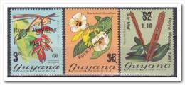 Guyana 1981, Postfris MNH, Flowers, Orchids, Royal Wedding - Guyana (1966-...)