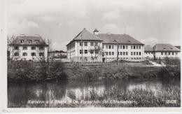 AK  - Karlstein An Der Thaya - Fachschule Für Uhrenindustrie  1960 - Waidhofen An Der Thaya