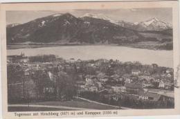 AK  -  Tegernsee - 1927 - Tegernsee
