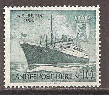 Berlin 1955 // Mi. 126 ** - Berlin (West)