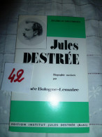 JULES DESTREE   42/5 - Belgien