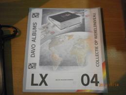 SUPPLEMENT DAVO BELGIQUE 2004 LX 6. - Pré-Imprimés