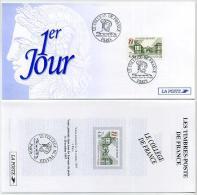 Carton 1er Jour + Feuillet 18-10-1997 - Collège De France - FDC