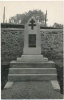 MEZIERES SOUS BALLON - Monument Aux Héros De La 2° DB - Libération Aout 1944 - Other Municipalities