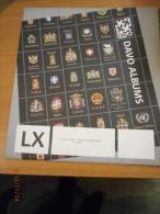SUPPLEMENT DAVO BELGIQUE 2009 LX GROENLAND . - Albums & Reliures