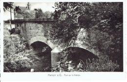 HAMOIR -SUR-OURTHE - Pont Sur Le Néblon - Hamoir