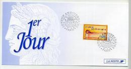 Carton 1er Jour 13-03-1998 - Joyeux Anniversaire - FDC