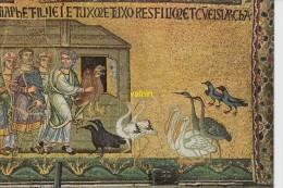 Venezia   Detail Arche De Noé   Basilique St Marc - Arts