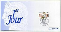 Carton 1er Jour 25-04-1998 - Abolition De L'esclavage - FDC