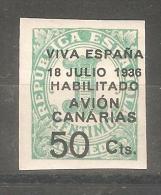 Sello Nº 4 Ha Canarias - Emissions Nationalistes
