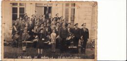 NEVILLE.Le Reveil De Neville.(en L'état).22 Octobre 1944.Musiciens. - Unclassified
