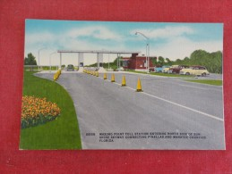 Florida> Maximo Point Toll Station Pinellas & Manatee County  Reference 1675