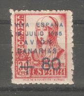 Sello Nº 15 Canarias - Emisiones Nacionalistas