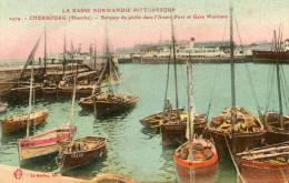 CHERBOURG(MANCHE) BATEAU - Cherbourg
