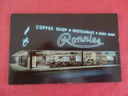 - Florida> Orlando  Ronnies Restaurant   Reference 1675
