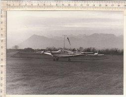 C1664 - FOTOGRAFIA AVIAZIONE - AEREO ULTRALEGGERO - AEREOPORTO - Aviation