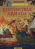 Cori Le Moussaillon 2. L´invincible Armada 1 - Les Espions De La Reine De Moor, Bob  1995 NEUF - Livres, BD, Revues