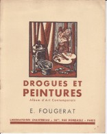 Drogues Et Peintures N° 9 - E. Fougerat - 1901-1940