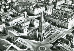 N°2606A GF-cpsm  Caen -église Saint Pierre- - Caen