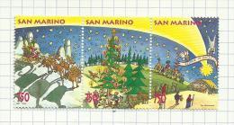 Saint-Marin N°1429 à 1431 Neufs Avec Charnière Côte 4.50 Euros - San Marino