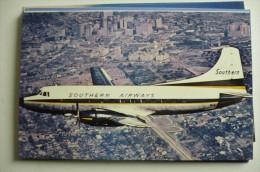 MARTIN 404          SOUTHERN AIRWAYS - 1946-....: Moderne