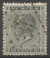 Belgique - Leopold Ier - N°17A - Obl. LP292 PEPINSTER (Nipa+200)
