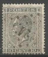 Belgique - Leopold Ier - N°17A - Obl. LP221 LODELINSART (Nipa+75)