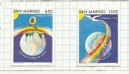 Saint-Marin N°1561, 1562 Neufs Côte 3.25 Euros - San Marino