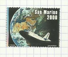 Saint-Marin N°1576 Neuf Avec Charnière Côte 3.00 Euros - San Marino