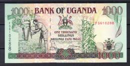 UGANDA 1994  1000 SHILLINGS  NUEVO SIN CIRCULAR UNCIRCULATED.PICK Nº 36   VER FOTO.B 078 - Uganda