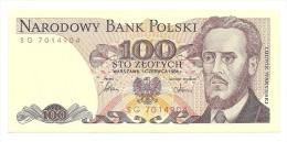 - A .1986 - 100 Zlotych - Neuf - N°SG7014904 - - Pologne